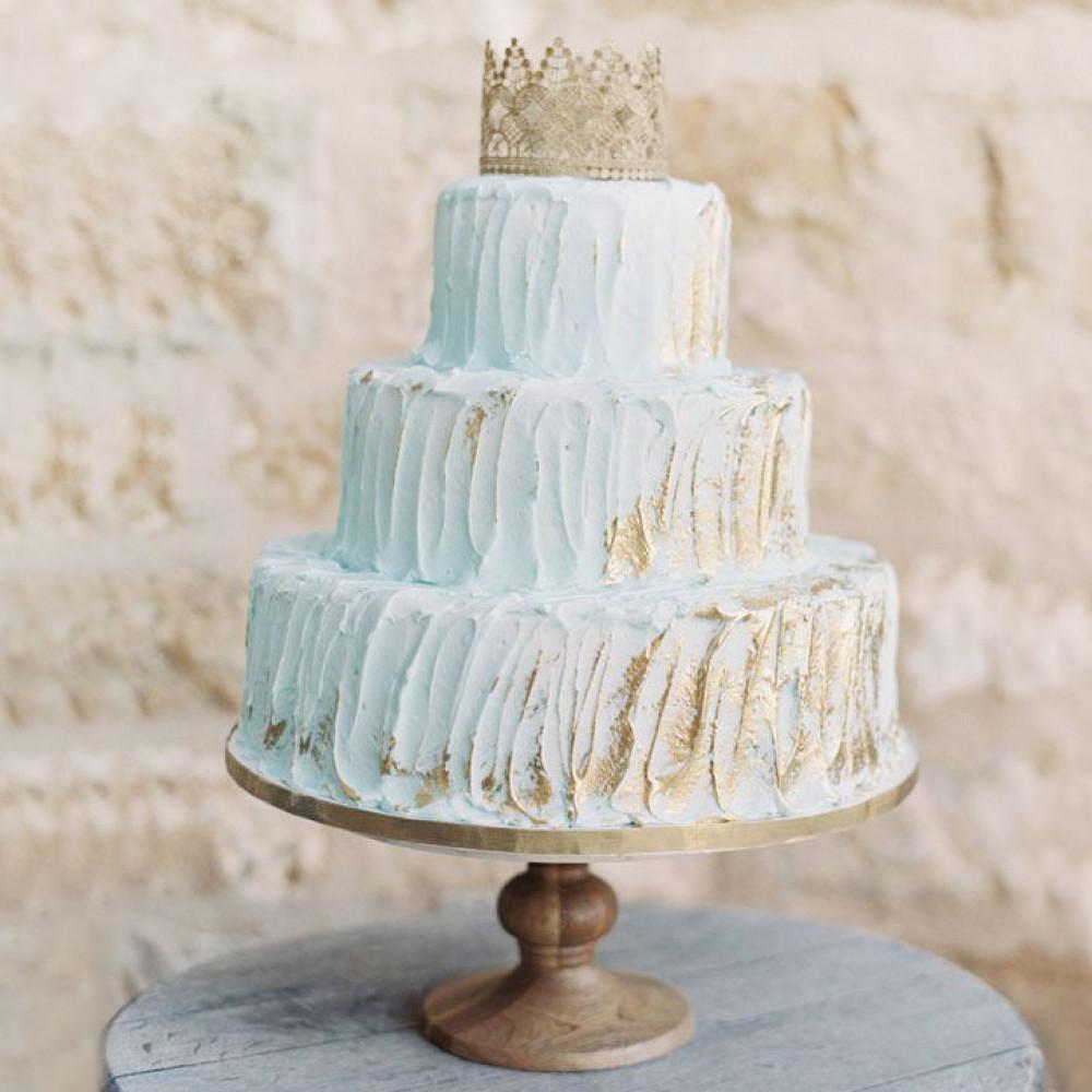Свадебный торт в средневековом стиле