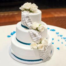 Музыкальный свадебный торт