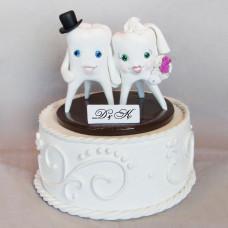 Свадебный торт в стиле Эможди