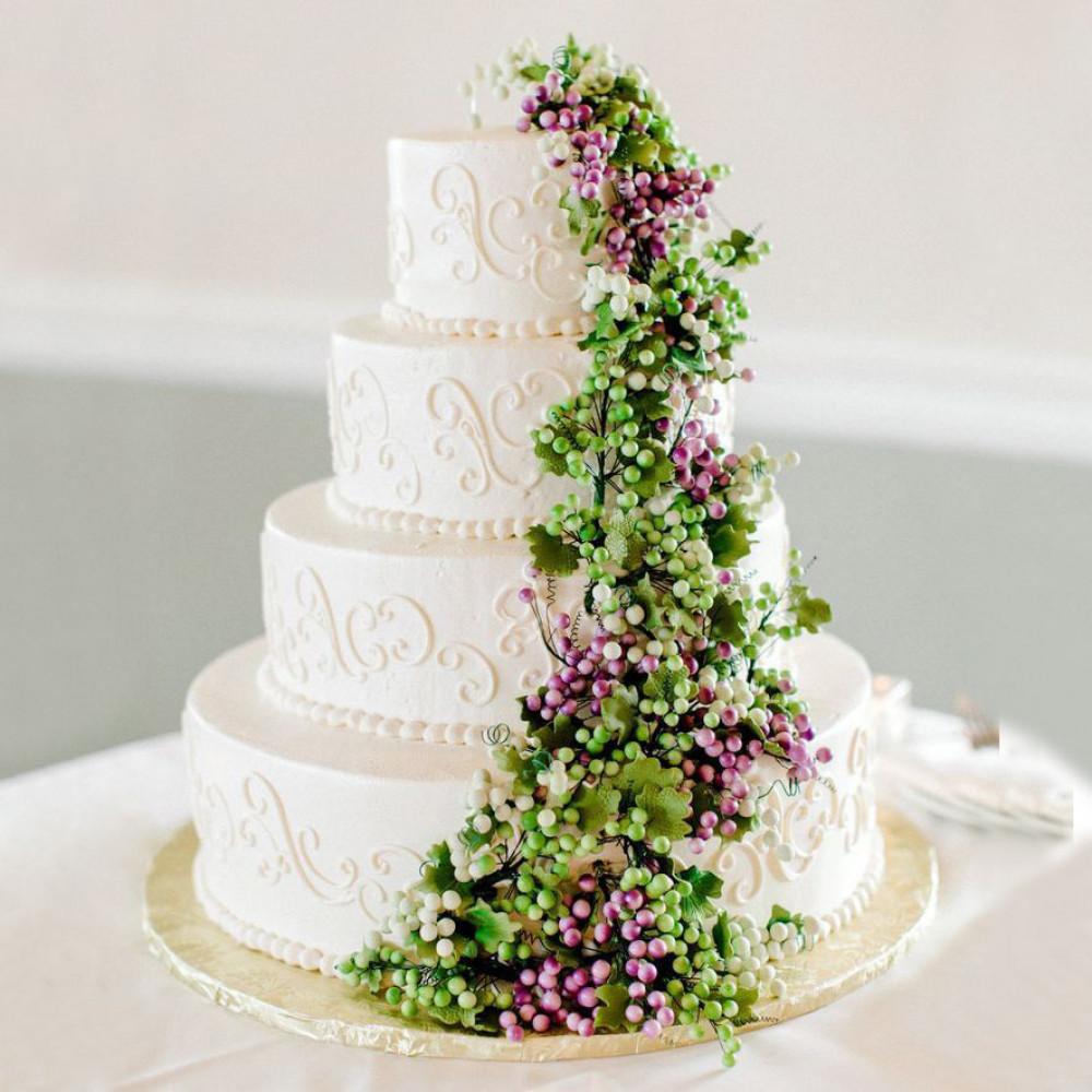 Свадебный торт в итальянском стиле