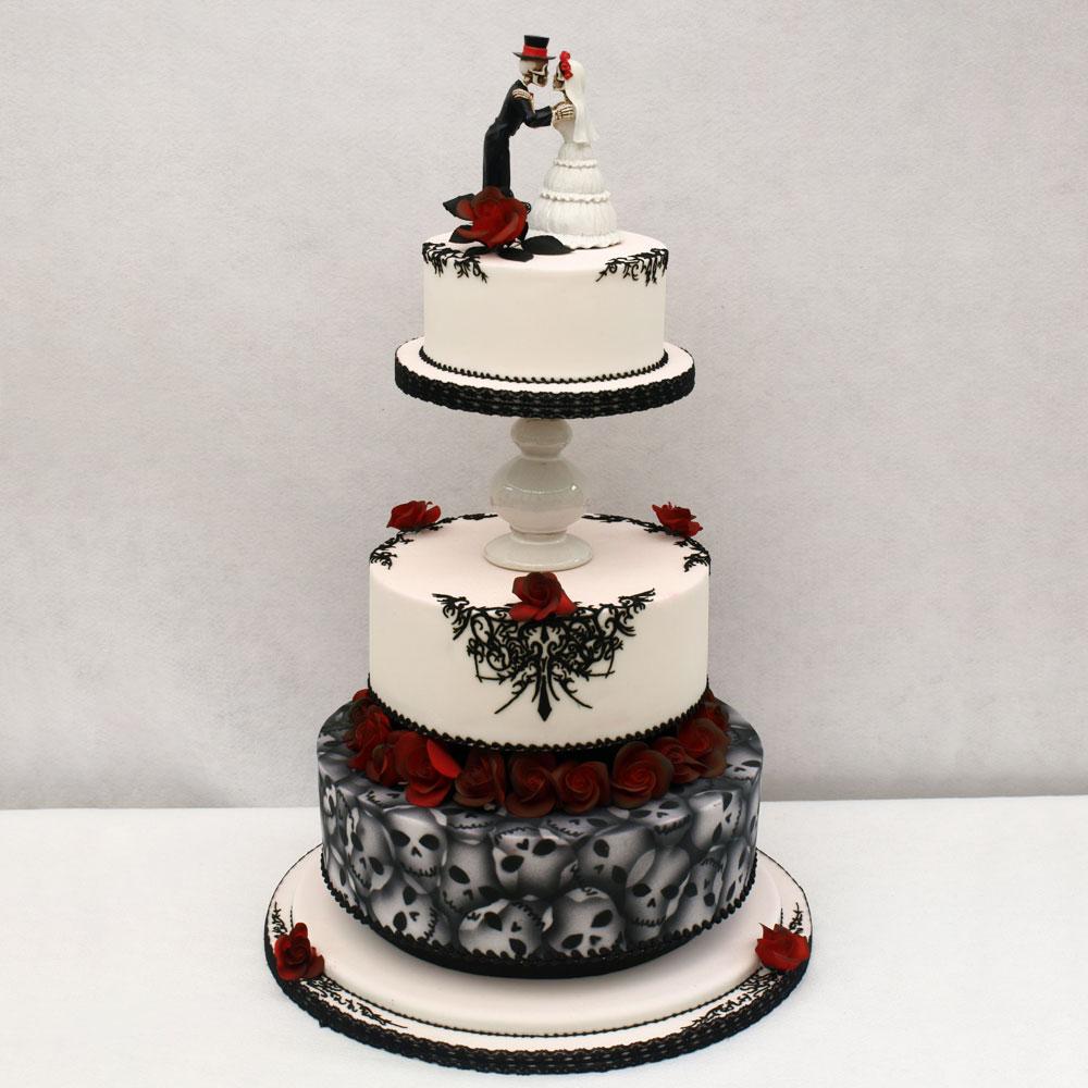 Свадебный торт для готов