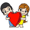 В стиле Love is