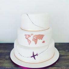 Торт «Свадебное путешествие»