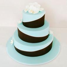 Свадебный торт Tiffany