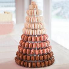 Свадебная башня из макарун