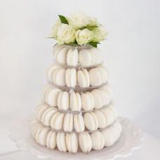 Башня из пирожных macarons