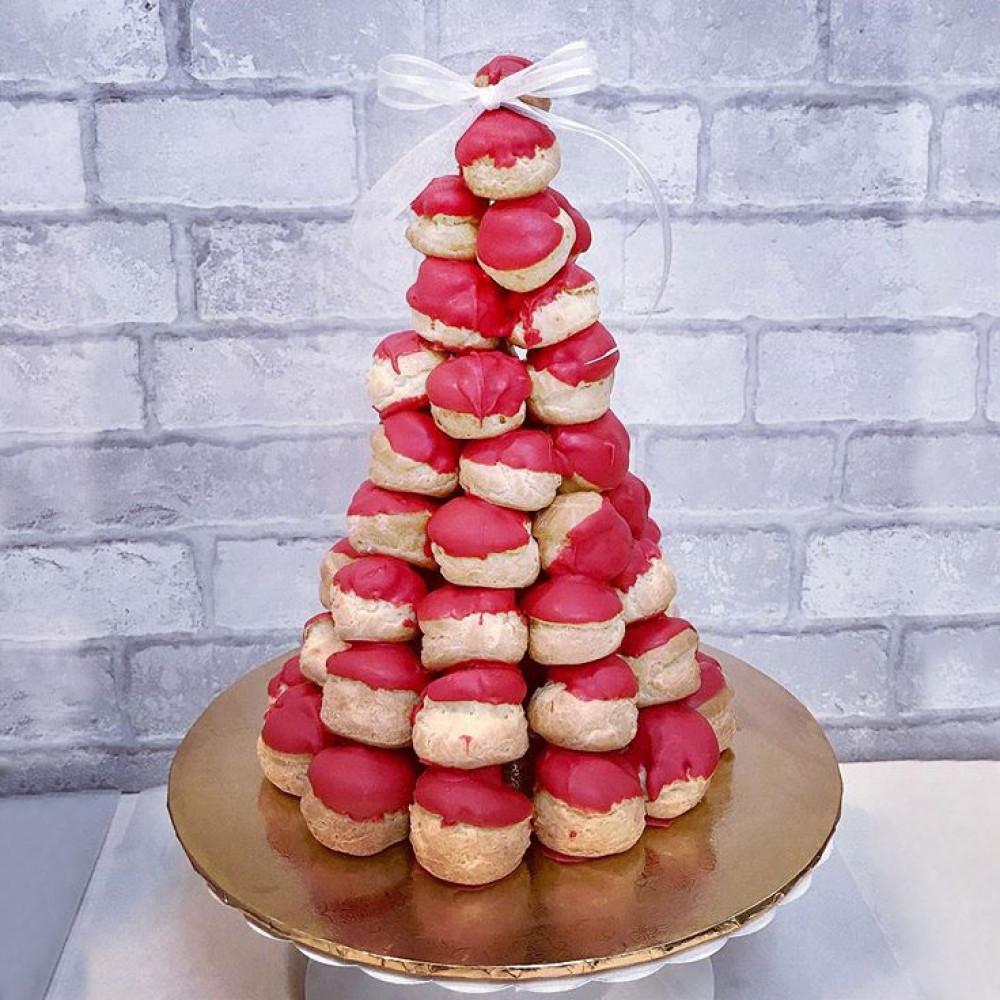 Свадебный торт «Крокембуш»