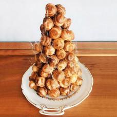 Свадебный французский торт Крокембуш
