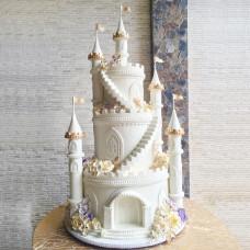 Свадебный торт Замок