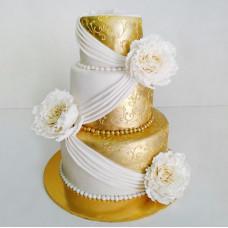 Торт на свадьбу вип уровня