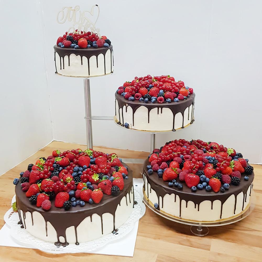 Эксклюзивный торт на свадьбу