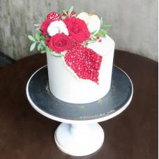 Прикольный торт на свадьбу